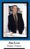 John Lewis, Realtor/Partner
